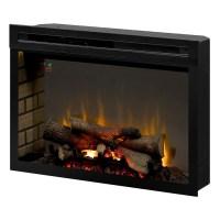 Dimplex 33-Inch Multi-Fire XD Electric Fireplace Insert ...