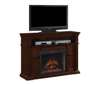 Classic Flame Wyatt Media Mantel 28MM4684-M313 Vintage ...