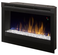 "Dimplex 25"" DFR2551G Electric Fireplace Insert - Electric ..."