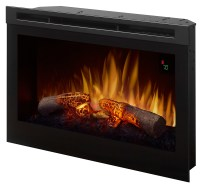 "Dimplex 25"" DFR2551L Electric Fireplace Insert - Electric ..."