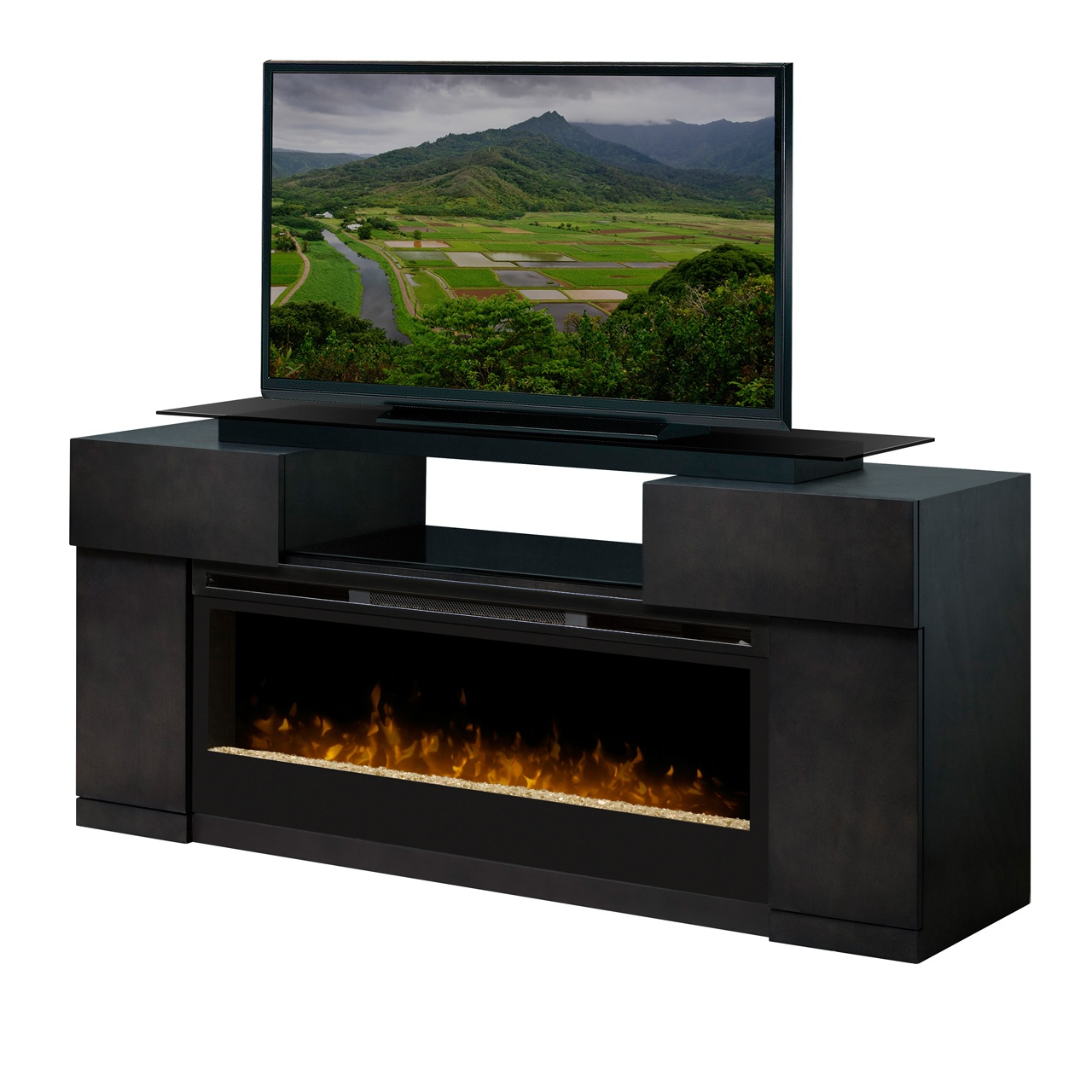 Dimplex Concord Gds50 Sc Electric Fireplace Media