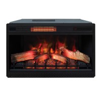 "Classic Flame 32"" 3D Electric Fireplace Insert 32II042FGL ..."