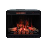 33 inch electric fireplace insert - Electric Fireplace Heat