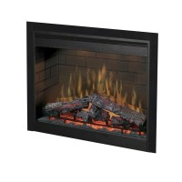 """Dimplex 30"""" DF3015 Electric Fireplace Insert with Custom ..."""