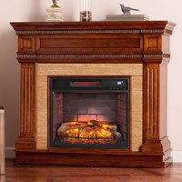 Electric Fireplace Mantel Packages | Dimplex and ClassicFlame
