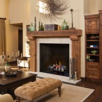 "Dimplex OptiMyst 28"" Open Hearth Electric Log Insert ..."