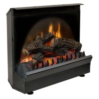Dimplex 23-Inch Standard Electric Fireplace Insert/Log Set ...