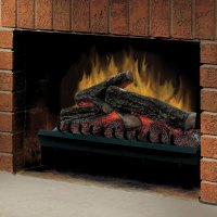 "Dimplex 23"" Standard Electric Fireplace Insert and Log Set ..."