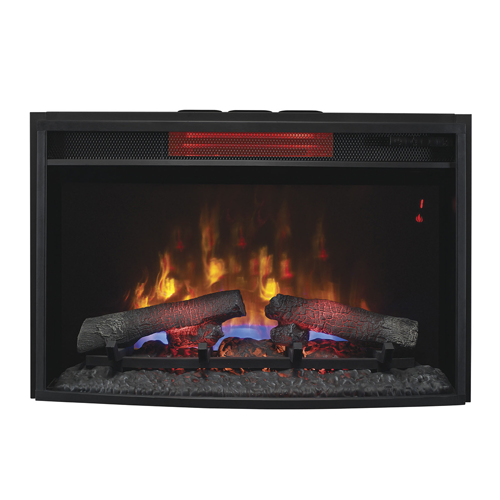 ClassicFlame 25In SpectraFire Plus Infrared Electric