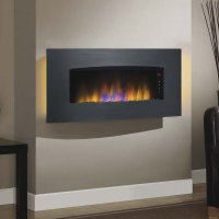 ClassicFlame Transcendence Wall Hanging Electric Fireplace ...
