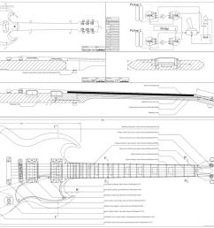 gibson sg complete building plans [ 1194 x 788 Pixel ]