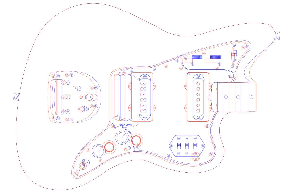 hight resolution of fender jazzmaster guitar templates electric herald wiring diagram as well stratocaster guitar templates printable in