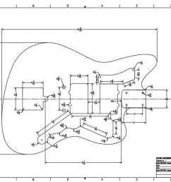 fender jazzmaster body [ 1194 x 788 Pixel ]