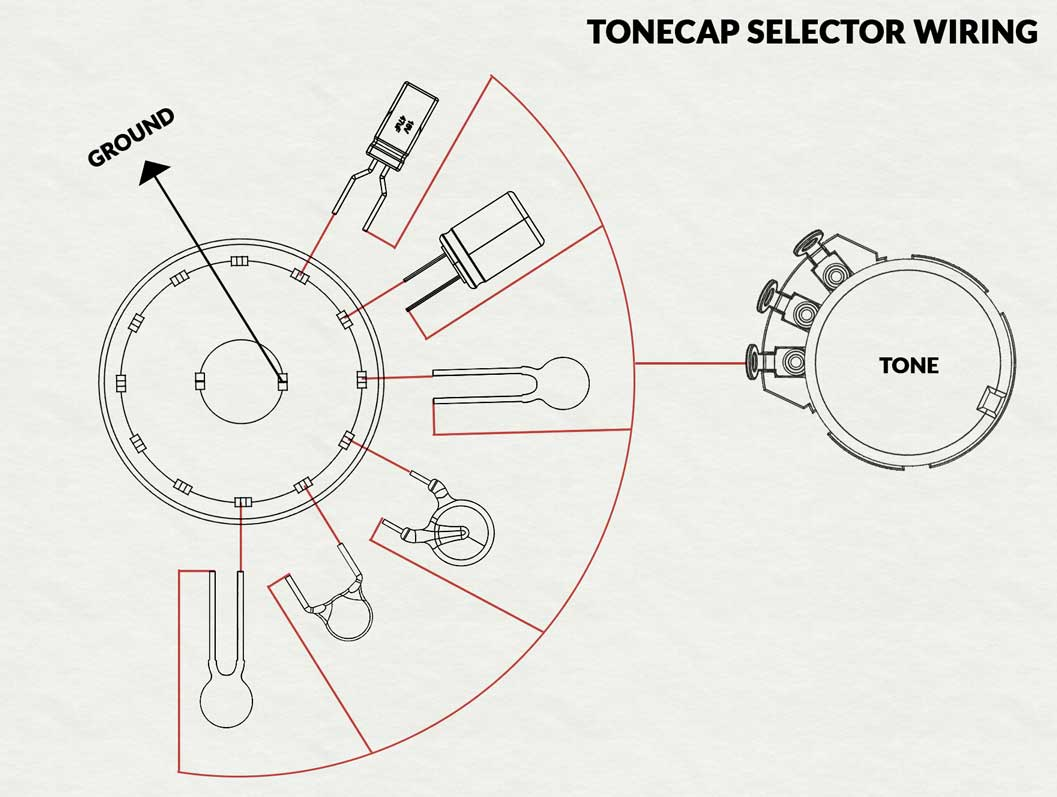 hight resolution of a diagram of the standard variable capacitor switch modification for your guitar