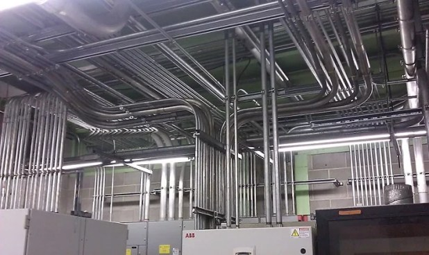 electrical terms for conduit bending