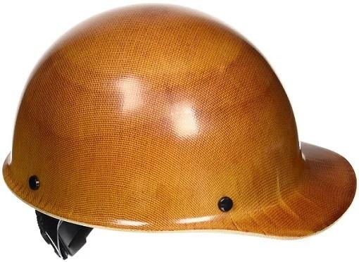 Skullgard half brim hard hat