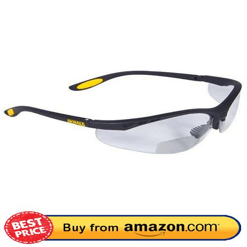 7c14474ecc Dewalt Reinforcer Protective Safety Glasses · BEST SAFETY GLASSES FOR  CONSTRUCTION
