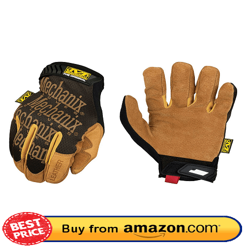 Review of Best Leather work gloves