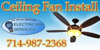 Ceiling Fans Huntington Beach