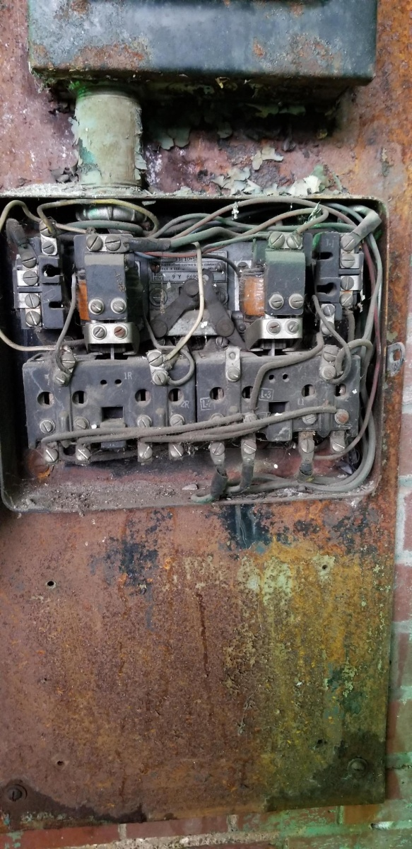 Wyedelta Motor Starter Wiring Diagram