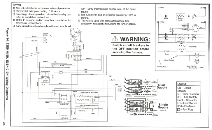 Nordyne Wiring Diagram Electric Furnace : 39 Wiring