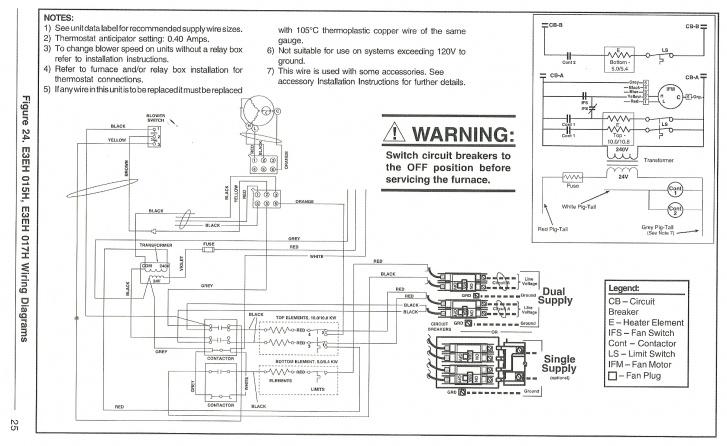 Nordyne Furnace Supply Wiring Electrician Talk Professional