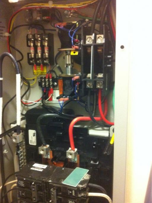 Generator Transfer Switch Wiring Diagram On Wiring Diagram For