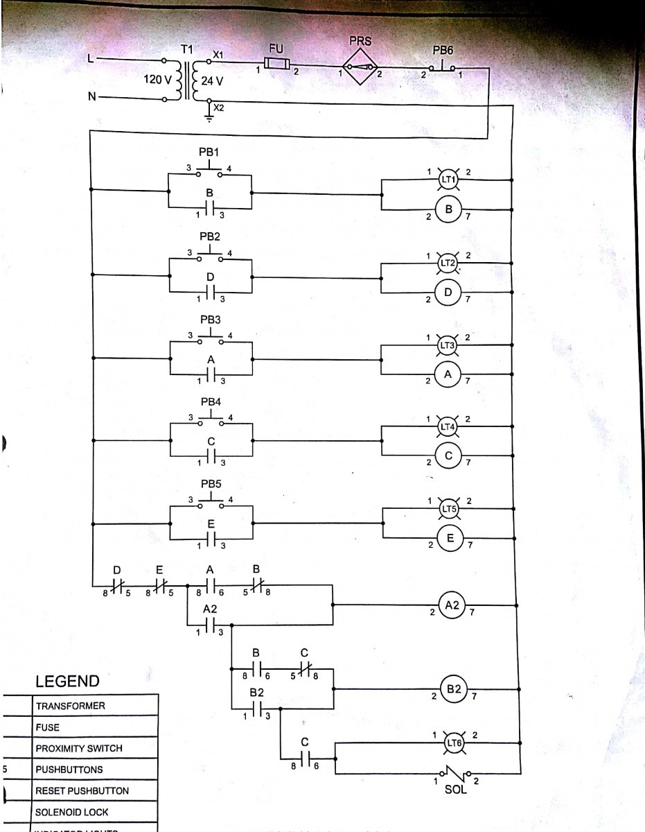 hight resolution of relay a amp a2 drop out when relay b picks up ladder amp