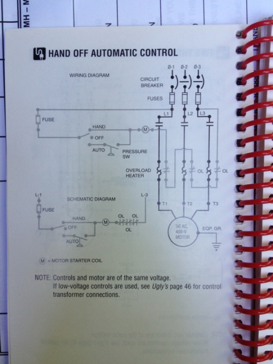 hand off auto switch wiring diagram 1 5 hp baldor electric