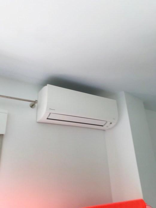 Daikin r 32 680€ instalación incluida no pase calor