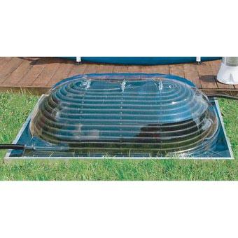 Le chauffage solaire pour votre piscine electricit et for Chauffage solaire