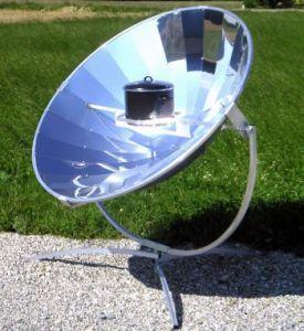 cuiseur solaire