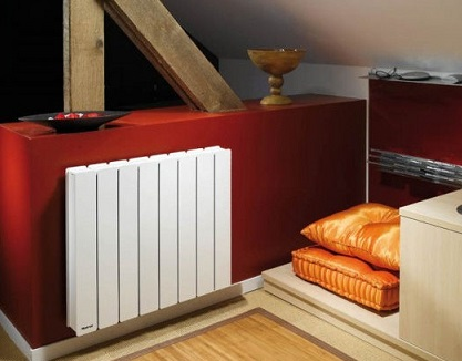 radiateur à inertie fluide