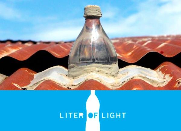 litre de lumière