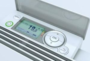 radiateur soufflant connecté