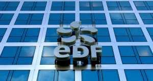 EDF devant