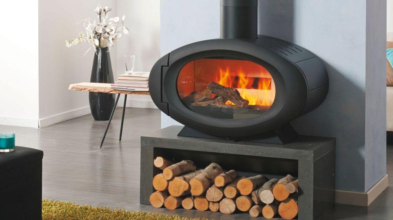 combien co te un po le bois electricit et energie. Black Bedroom Furniture Sets. Home Design Ideas