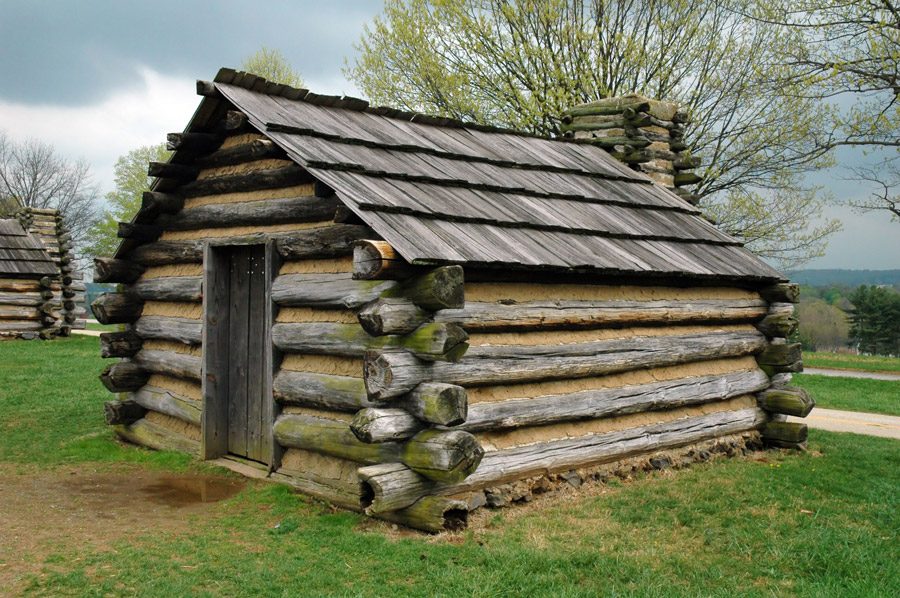 How To Build A Log Cabin