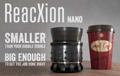 Calgary 3D Visualization - ReacXion Nano