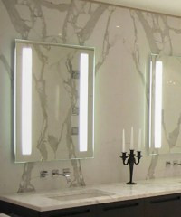 Fusion LED Bathroom Lighted Mirror | Electric Mirror