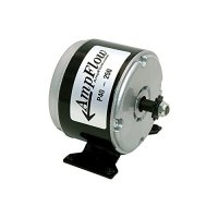AmpFlow P40-250 Brushed Electric Motor, 250W, 12V, 24V or 36 VDC, 3400 rpm