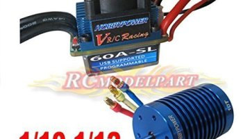 GoolRC 2430 7200KV 4P Sensorless Brushless Motor with 25A Brushless