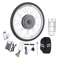 Pinty 26'' Electronic Bike Conversion Kit Hub Motor 48V 1000W (Front Wheel)