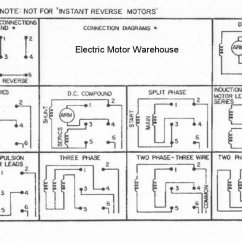 Drum Switch Single Phase Motor Wiring Diagram Relay Diagrams 1.5 Hp - 2 Electric Reversing Position = Maintained # Rs-2