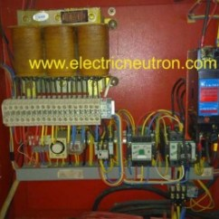 Magnetic Motor Starter Wiring Diagram Functional Flow Block Visio Auto Transformer - Electrical Engineering Centre