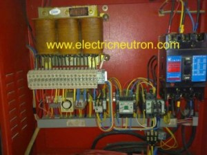 Auto transformer starter  Electrical Engineering Centre