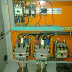Abb Soft Starter Wiring Diagram 6 Round Trailer Plug Star Delta Electrical Engineering Centre Description Of Operation