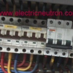 3 Phase Motor Control Panel Wiring Diagram 2007 Honda Civic Serpentine Belt Miniature Circuit Breaker Sizing - Electrical Engineering Centre