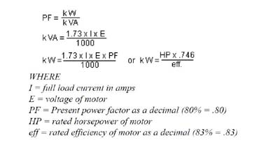 kw to hp conversion chart pdf