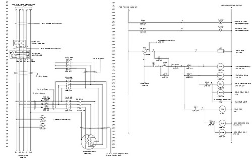 3 Phase Star Delta Motor Control Connection Diagram